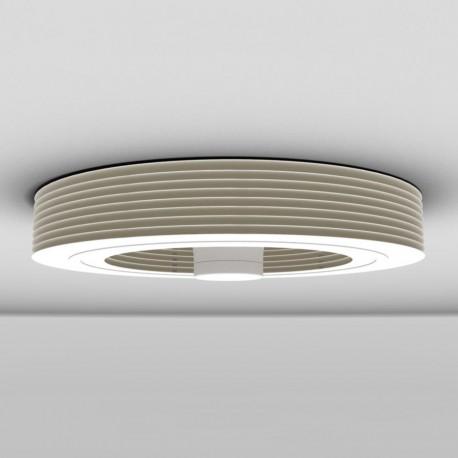 Ceiling Fan Bladeless White Exhale Fans