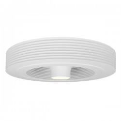 Exhale Fan White (with LED 3K)