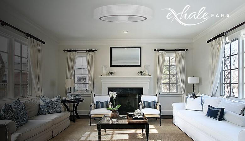 El ventilador de techo reinventado