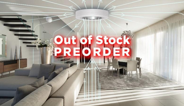 Pre-order your fan