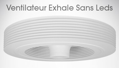 Ventilateur sans pales Exhale sans LED